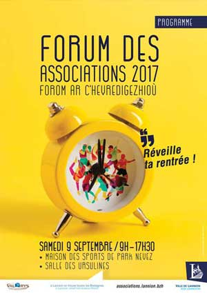forum associations lannion 2017